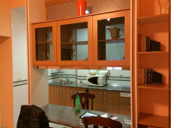 Apartamentos san andres apartment reviews price for Appart hotel seville