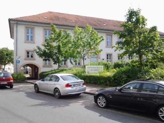 Helmstedt, Niemcy: Außenansicht