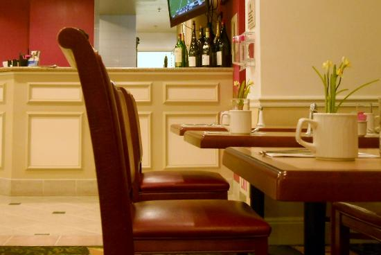 Hilton Garden Inn San Francisco Airport / Burlingame: 朝食