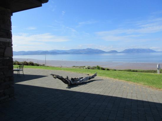 Inch Beach House B View From Guesthouse Terrace