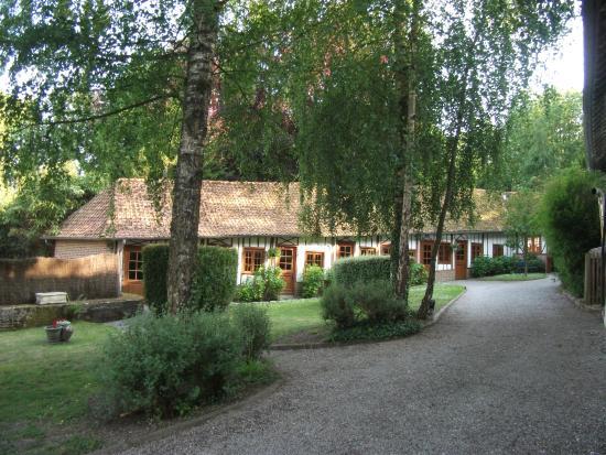 Montcavrel, France: le parc