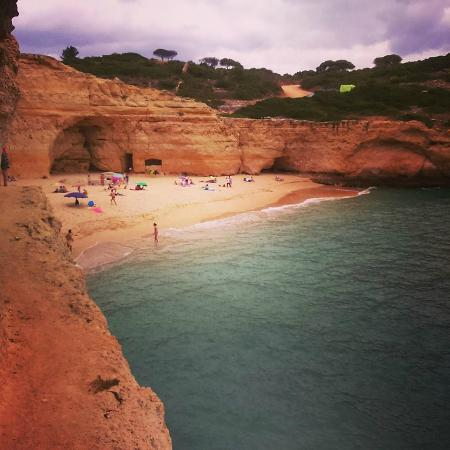 Carvoeiro, البرتغال: Vista da Varanda