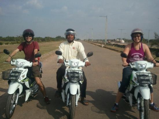 Siem Reap Motorbike Tours