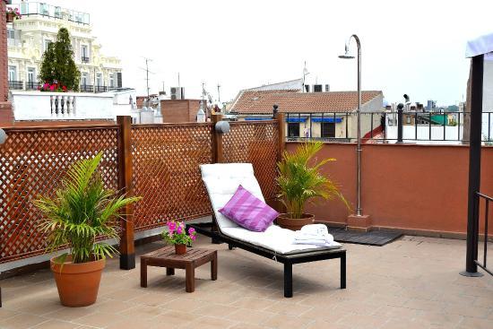 New Point Madrid: terraza libre