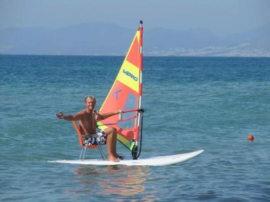 Marmari Windsurfing Center