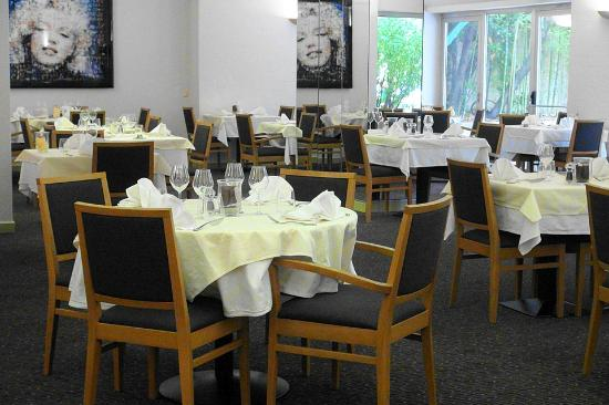 Hotel Les Oliviers : Notre restaurant