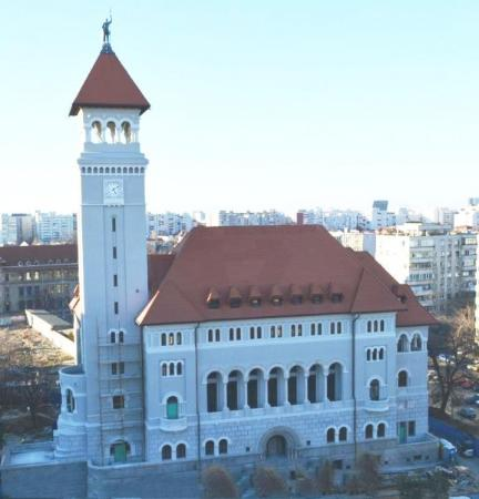 Sector 1 Municipal Hall of Bucharest