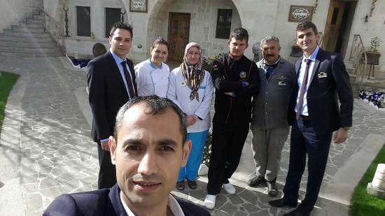 The Team of Tafoni Houses