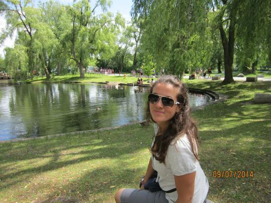 Toronto Island Park: Oasi verde