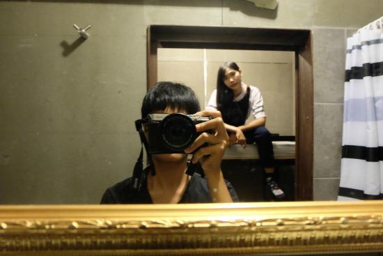 Bed Bangkok Hostel: ห้องเตียงสองชั้นแบบมีห้องน้ำในตัว