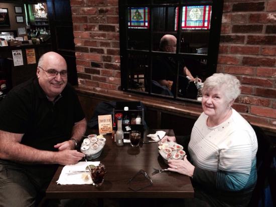 Olde Dublin Pub: A wonderful experience on our Bucket list.