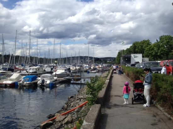 Oslo's Harbour Promenade