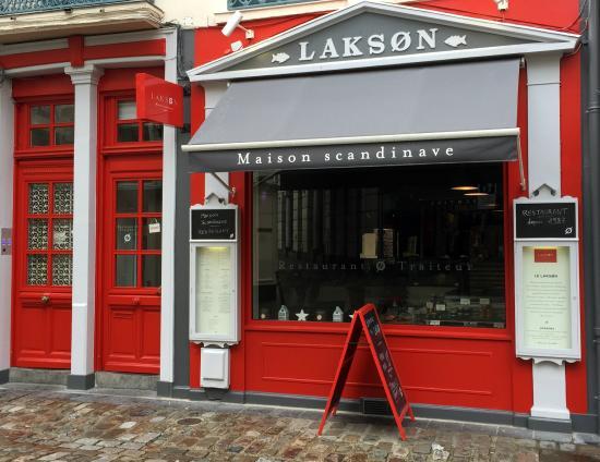 saumon aux 4 saveurs picture of lakson lille tripadvisor. Black Bedroom Furniture Sets. Home Design Ideas