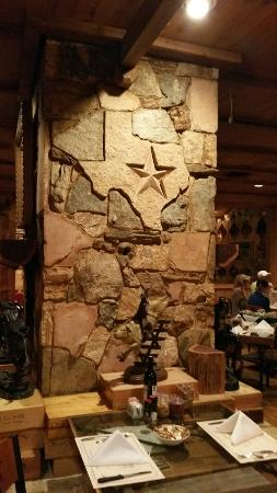 cowboy steak house texas style decor - Texas Style Decorating