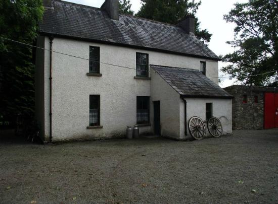Sligo Folk Park: 18th Century Millview House
