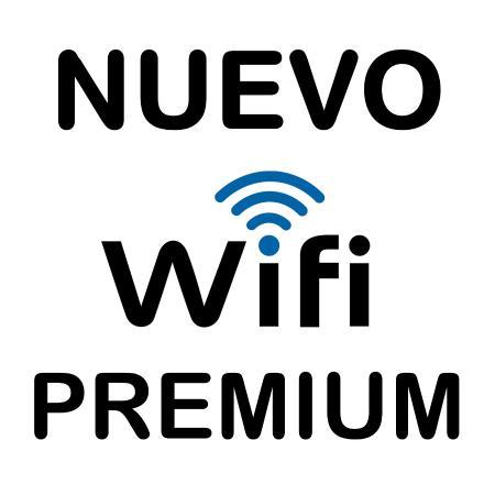 Hotel Albufera: NUEVO WIFI PREMIUM