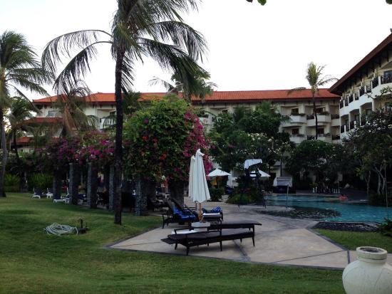 Спа Thalasso Bali при Grand Mirage Resort
