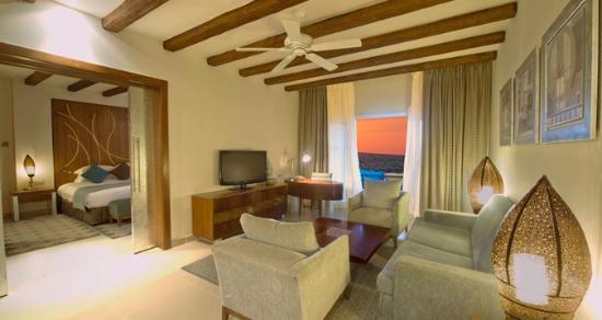 Hilton Marsa Alam Nubian Resort: King-Bed Room Suite