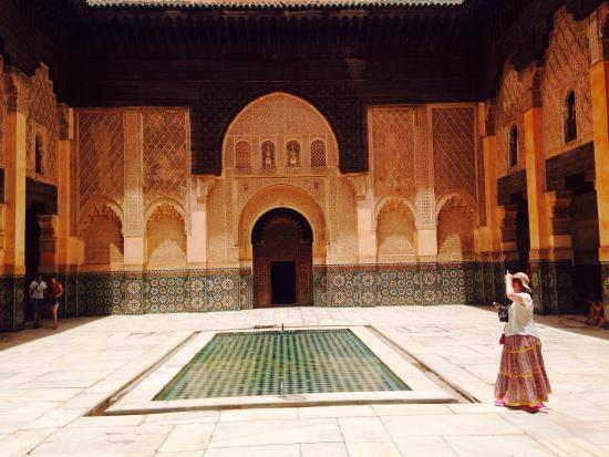Ali Ben Youssef Medersa (Madrasa) : photo0.jpg