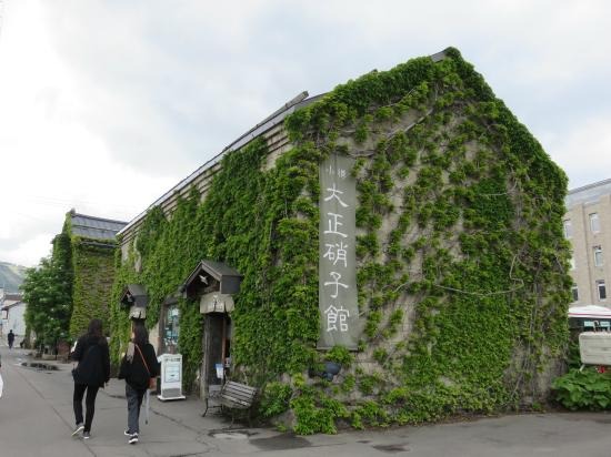 Taishougarasu Museum: 店入口3