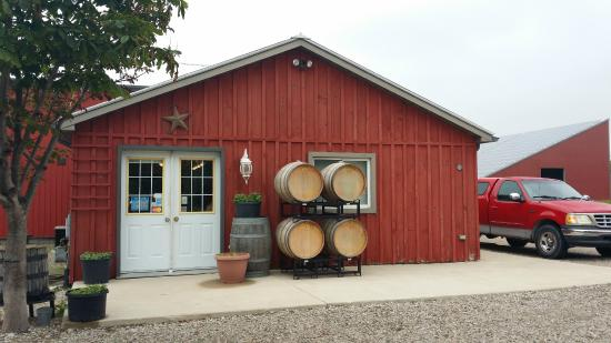 Amherstburg, Kanada: Sanson Estate Winery