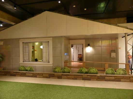 Ohio History Center: Lustron home