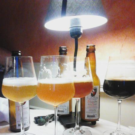 Au Croissant: bières artisanales du Berry