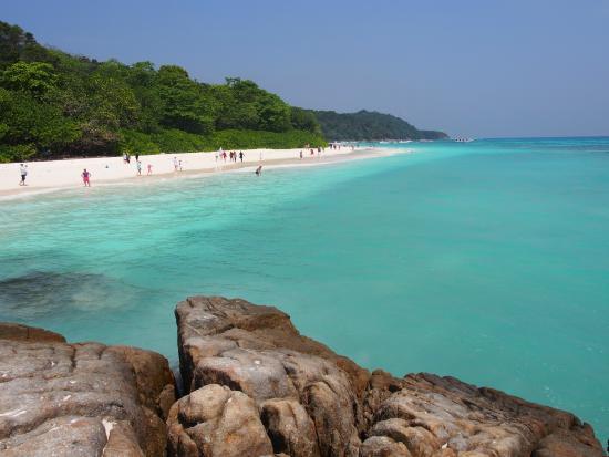 เกาะสิมิลัน, ไทย: เกาะตาชัย