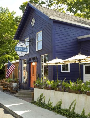Oyster Club, Mystic, Connecticut