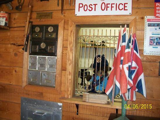 post office in general store picture of fort la reine museum portage la prairie tripadvisor. Black Bedroom Furniture Sets. Home Design Ideas