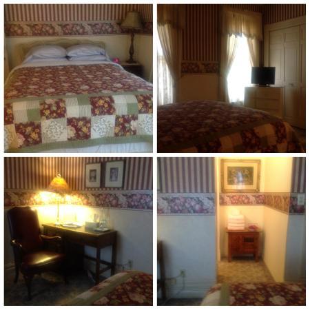 Harrison House Bed & Breakfast: Room #2