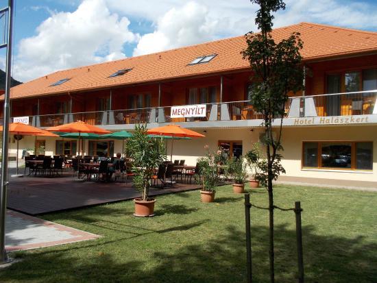 Hotel Halaszkert
