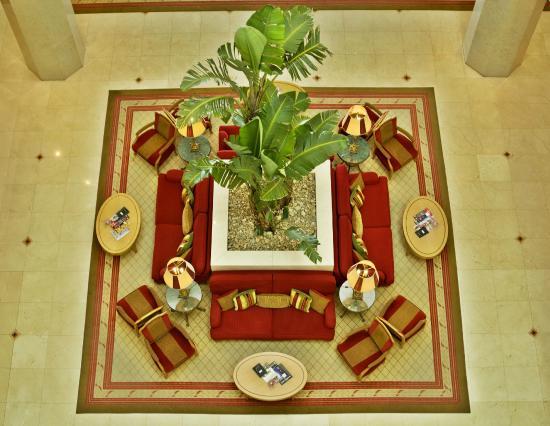 Hotel Cascais Miragem: Lobby area