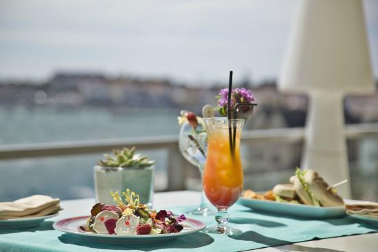 Hotel Cascais Miragem: Bar