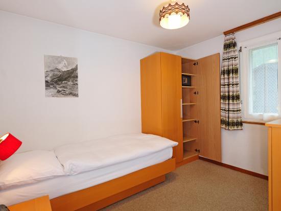 Hotel Alphubel Zermatt: Einzelzimmer