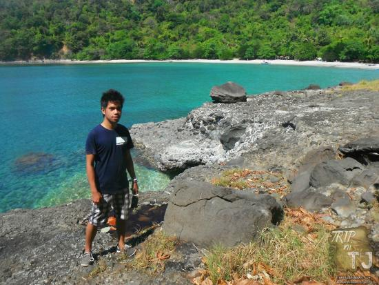 Morong, Filipinas: the beach