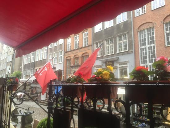 Cafe Mariacka Photo