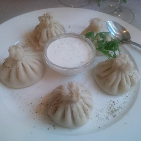 Kavkaz Bar : Dumplings