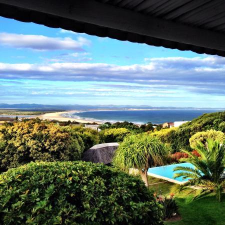 The Ocean Bay: Der Blick auf's Meer am Abend