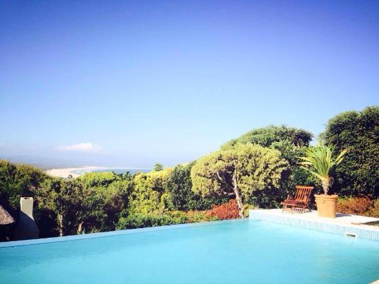 The Ocean Bay: Der Blick von der Pool Liege ;)