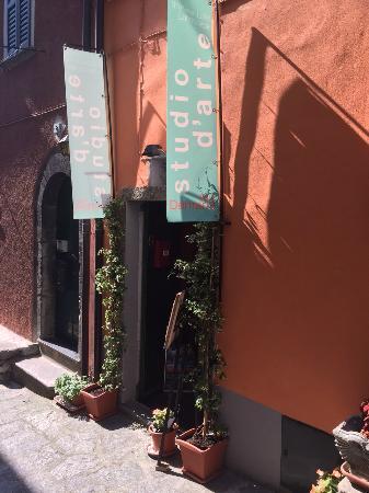 DeMaria studio entrance