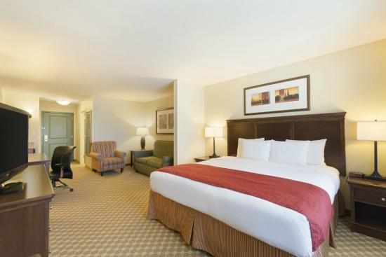 Country Inn & Suites By Carlson, Covington, LA: King Studio Suite