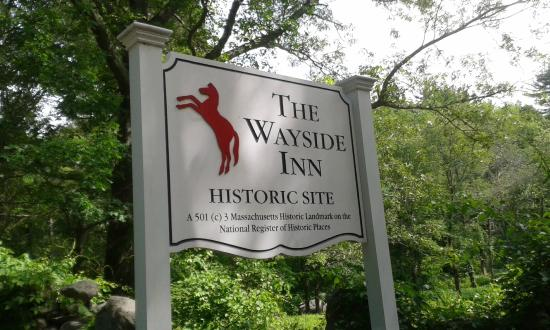 ‪Wayside Inn Historic Site‬
