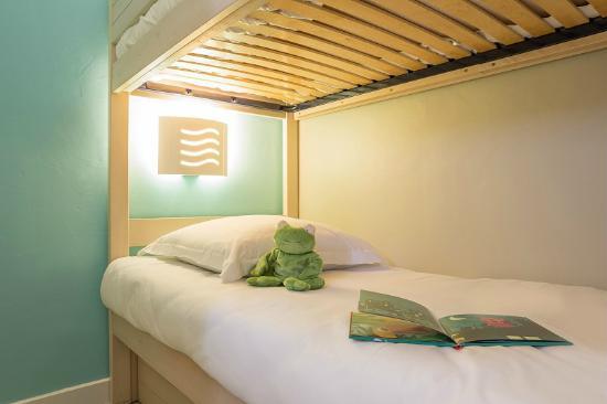 chambre cabine - appartement 2/3 pièces 6/7 - photo de pierre