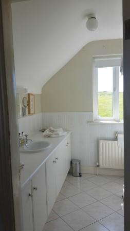 Pairc Lodge B & B: bathroom