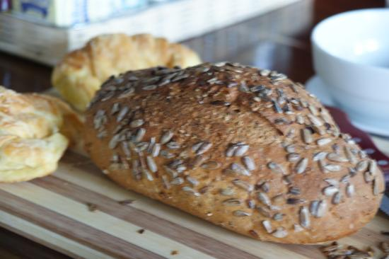 The Balboa Heights Bed & Breakfast: Daily fresh bread