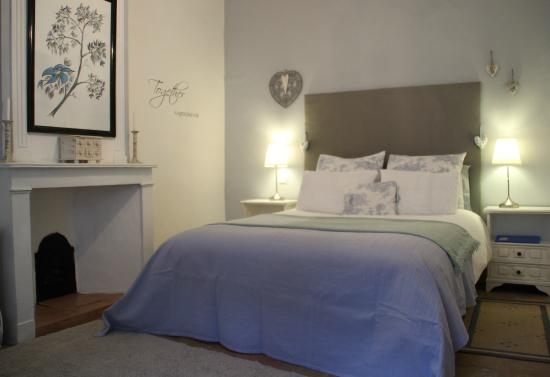 Le Cerisier: Double room