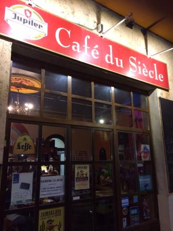 Cafe le Siecle