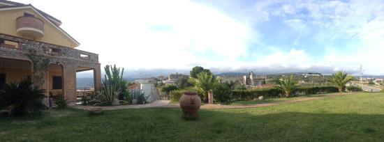Bed&breakfast La Villa: Panorama Giardino