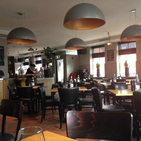Nice decoration - Bild von Restaurant s\' Anders Eten en Drinken ...